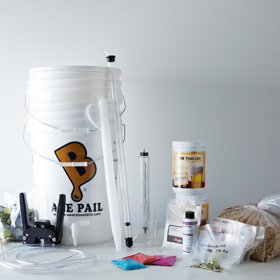 DIY brew kit