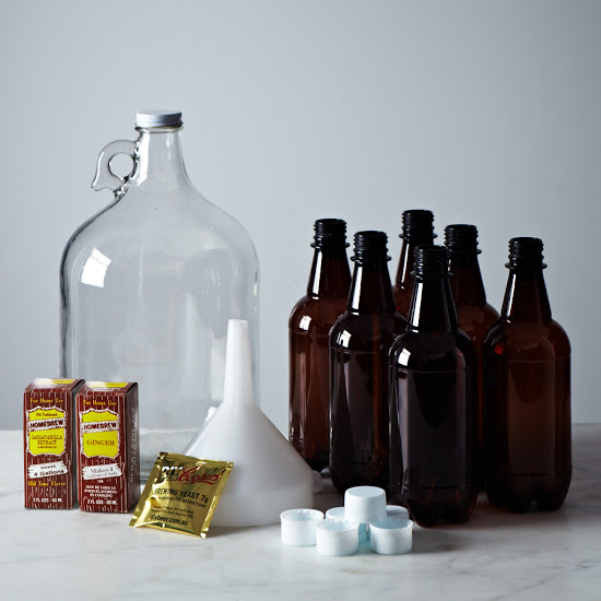 ginger beer brew kit