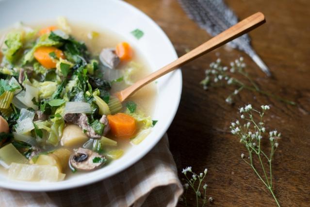 spring veggie & lamb stew :: it's me, charlotte!