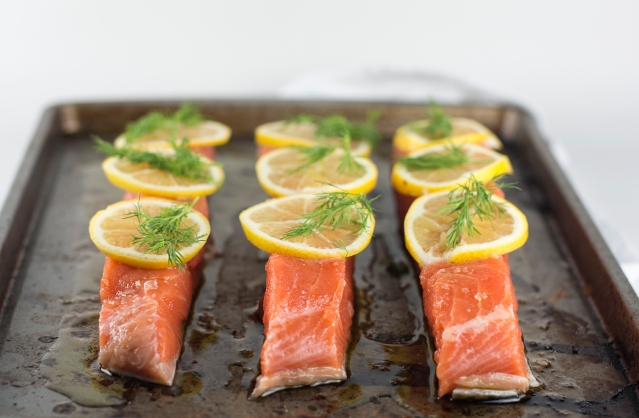 spring salmon :: it's me, charlotte!