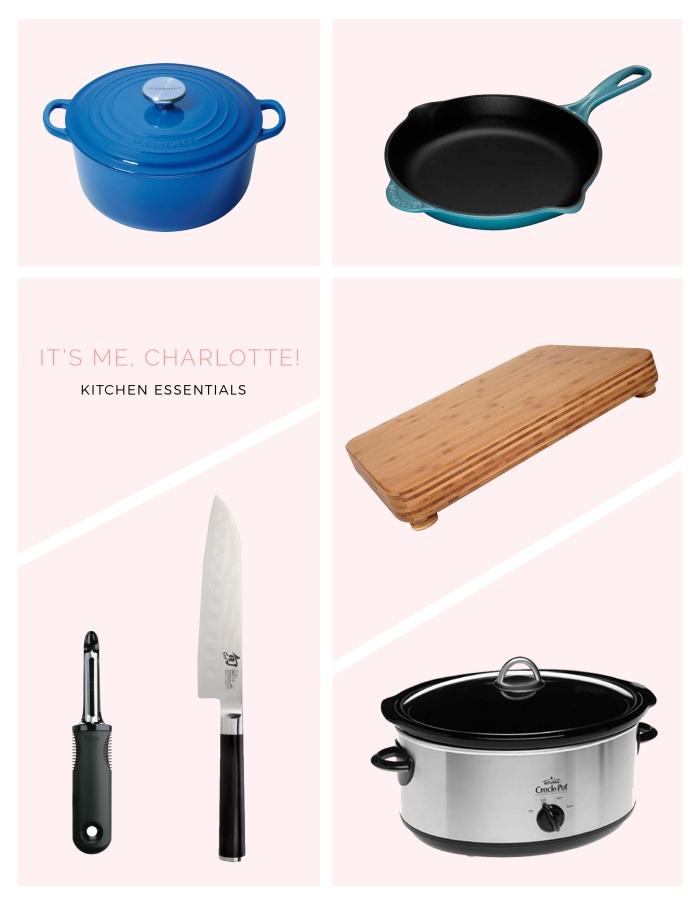 kitchen essentials » itsmecharlotte.com