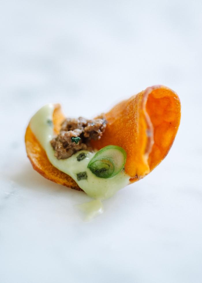 Sweet Potato Nachos (AIP/Paleo) » itsmecharlotte.com
